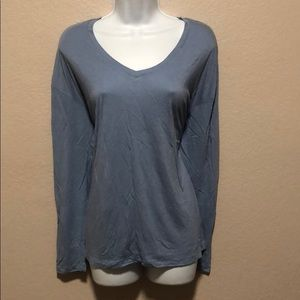 Maison Jules-Long Sleeve v-neck